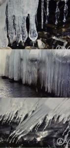 「氷三様」