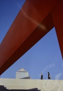 「都市空間(2)」