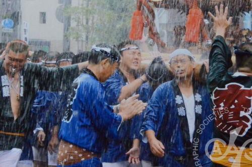 2017年7月例会 4位 「降雨多し」 M.T.さん